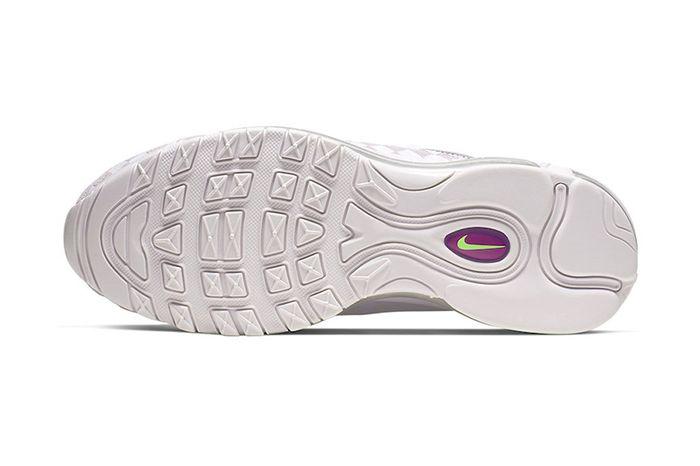 Nike Air Max 98 Wmns Checker Cj9702 500 Release Date Outsole