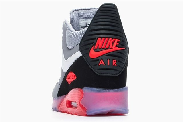 Nike Air Max 90 Sneakerboot Ice Infrared 5