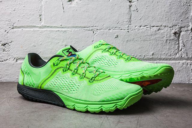 Nike Zoom Terra Kiger Flash Lime Prize Blue 1