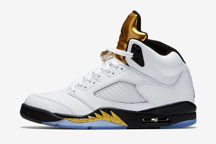 Air Jordan 5 Olympic 3