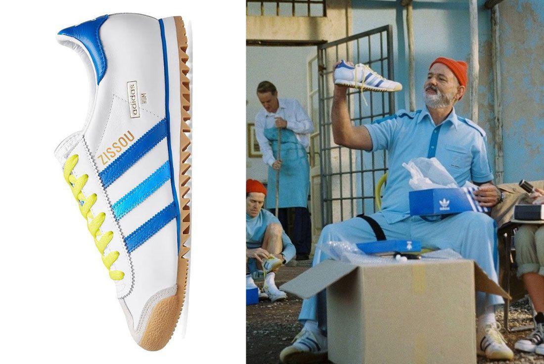 Adidas Rom Steve Zissou