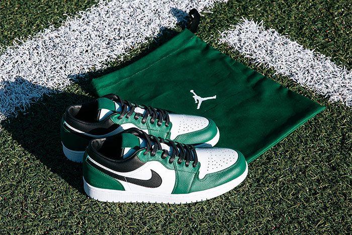 Air Jordan 1 New York Jets Pe Grass 2
