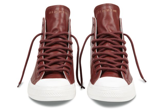Converse Subcrew Chuck Taylor All Star Leather Front 1