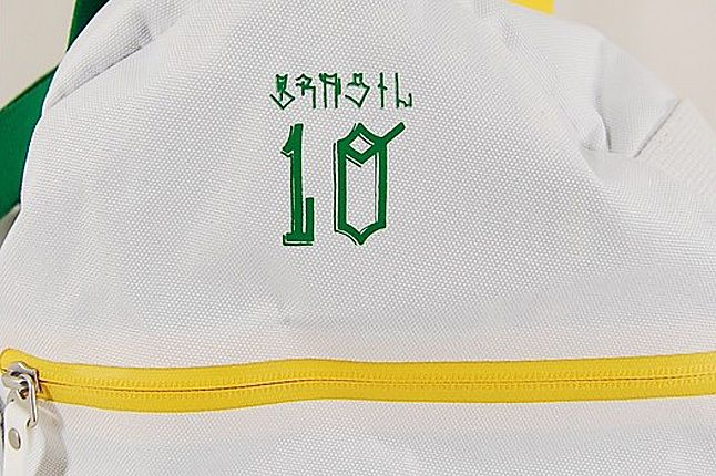 Nike World Cup Nunca Brazil Duffle Bag 2 1