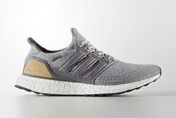 Adidas Ultra Boost 3 0 Grey Leather 1
