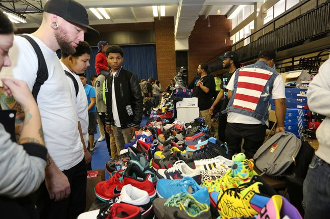 Sneaker Con Charlotte What 1