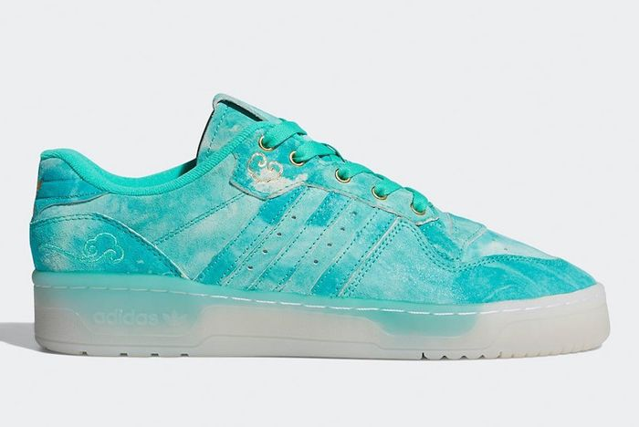 Adidas Rivalry Low Singles Day Lateral Side