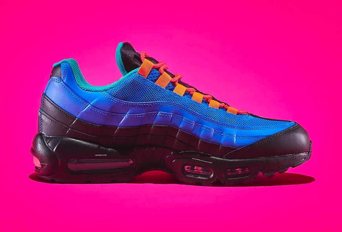 Coral Studios x Nike Air Max 95