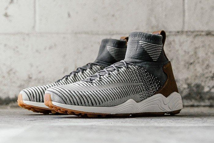Nike Zoom Mercurial Flyknit Dark Grey 2