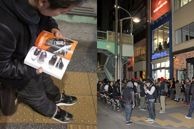 Atmos Nike Air Max Animal Camo Launch 2013 Tokyo 1