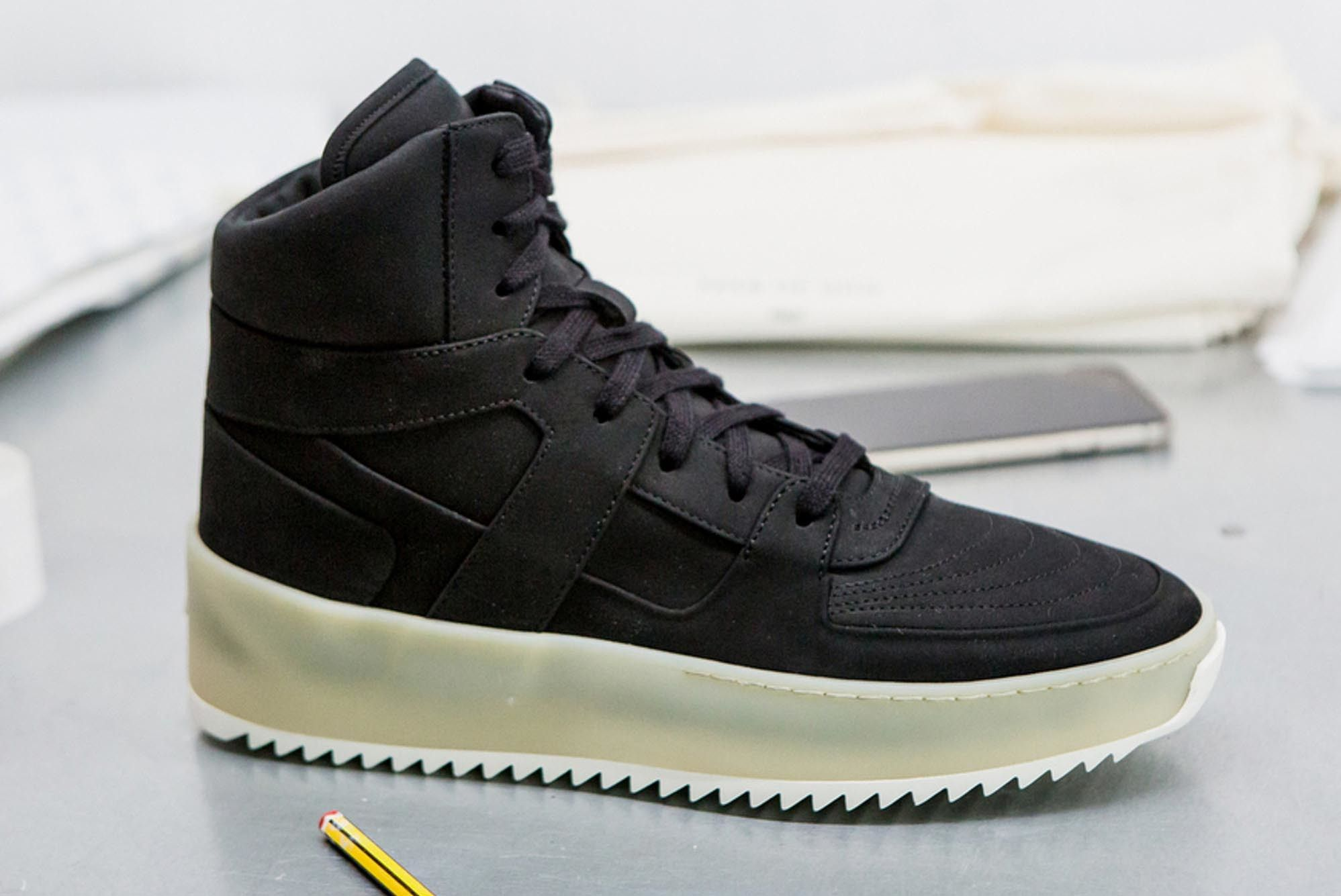 Fear Of God Jungle Sneaker Og Gum 1 Sneaker Freaker
