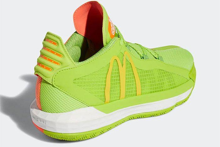 Mcdonalds Adidas Dame 6 Dame Sauce Heel