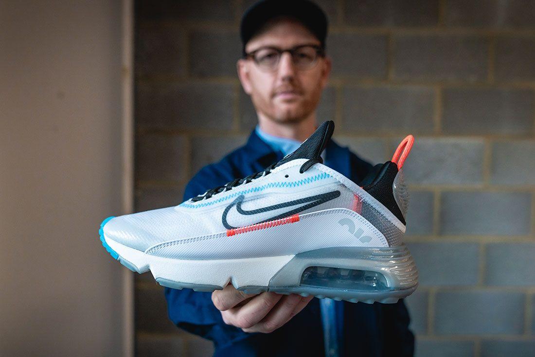 Nike Dylan Raasch Juliana Sagat Air Max 90 Verona Design Release Date Interview Sneaker Freaker13