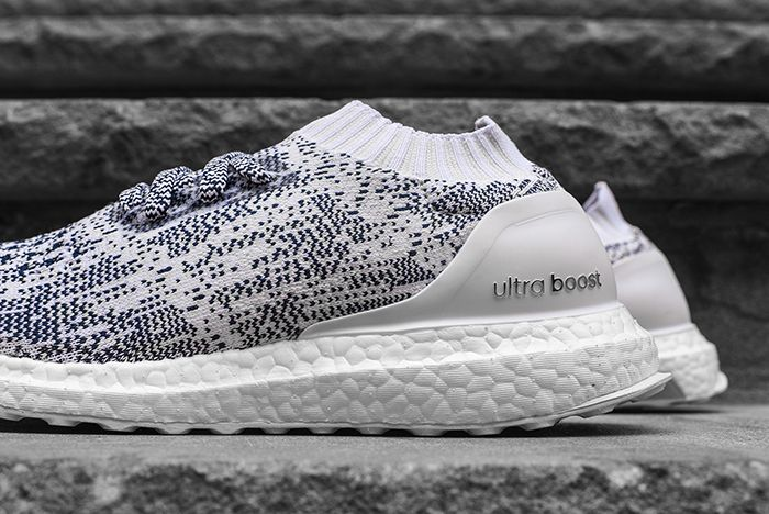 Adidas Ultraboost Uncaged Whitenavy 3