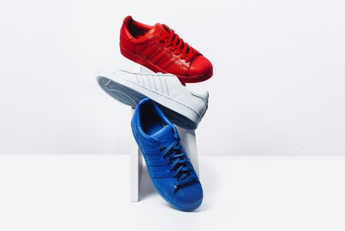 Adidas Superstar Adicolour Feature