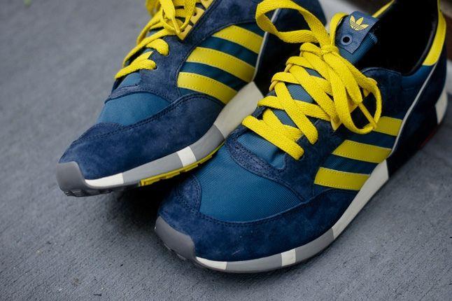 Adidas Consortium Boston Super Og Yellow Toe Detail 1