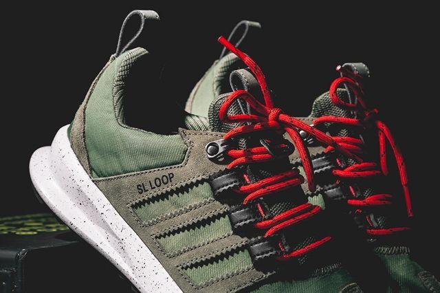 Adidas Originals Sl Loop Runner Army 4