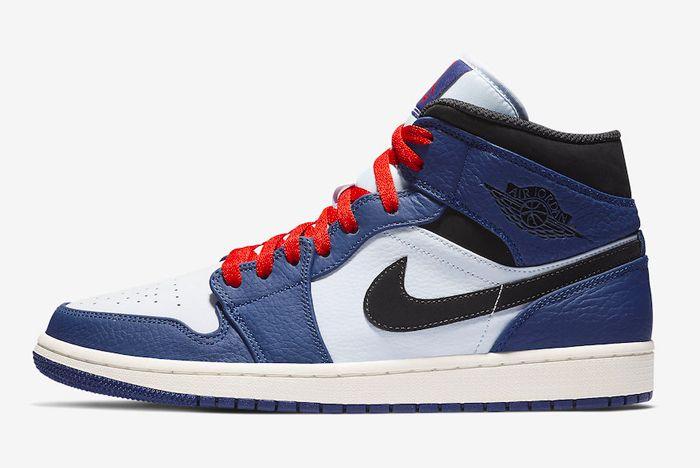Air Jordan 1 Red Blue Release Date