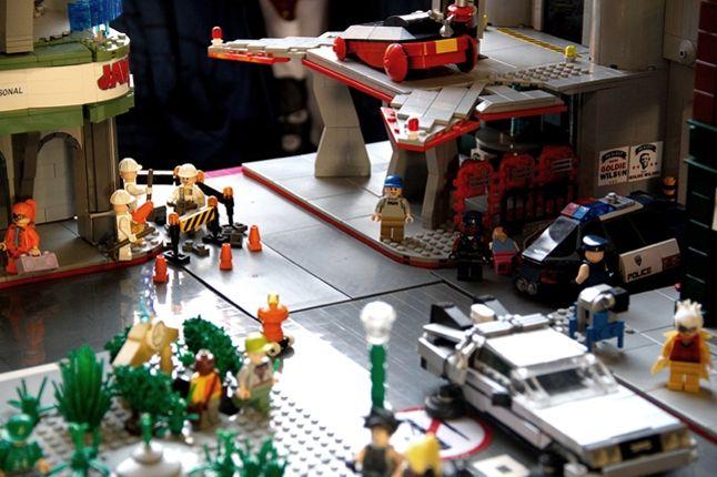 Back To The Future 2 Lego 45 1