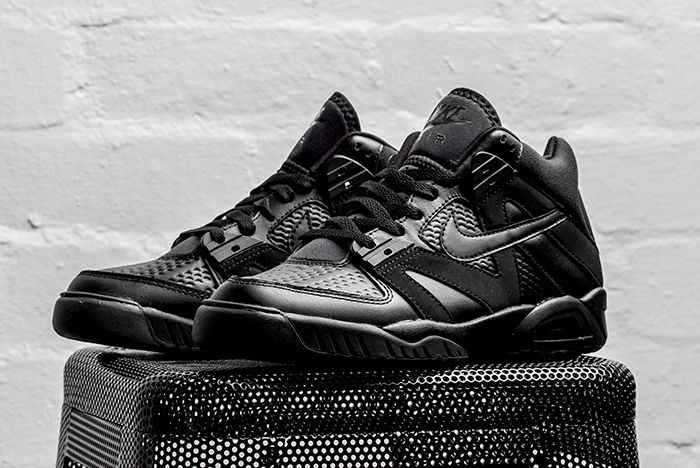 Nike Air Tech Challenge Iii Black 1