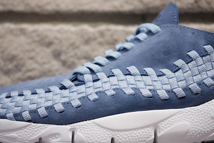 Nike Air Footscape Woven Smoky Blue 8