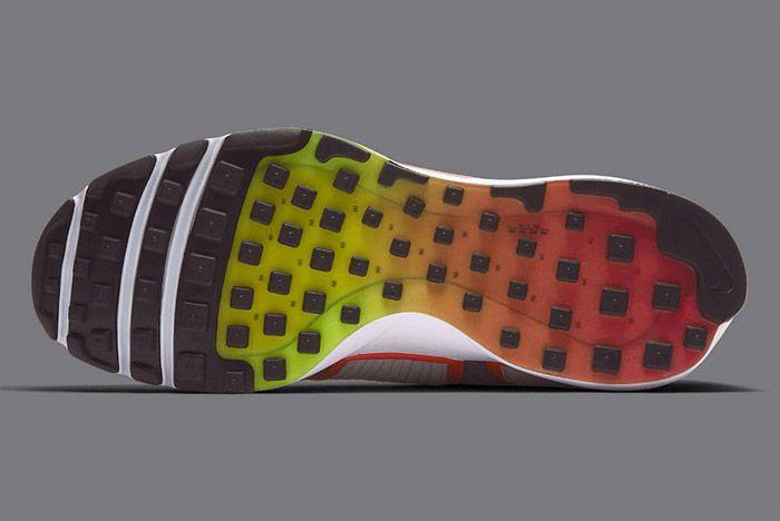 Nike Air Zoom Talaria Orange Grey 4