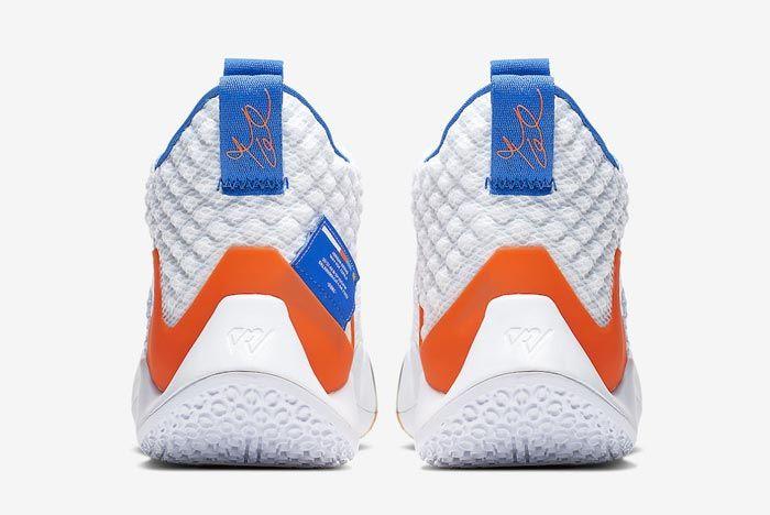Jordan Why Not Zer02 Okc Home Heels