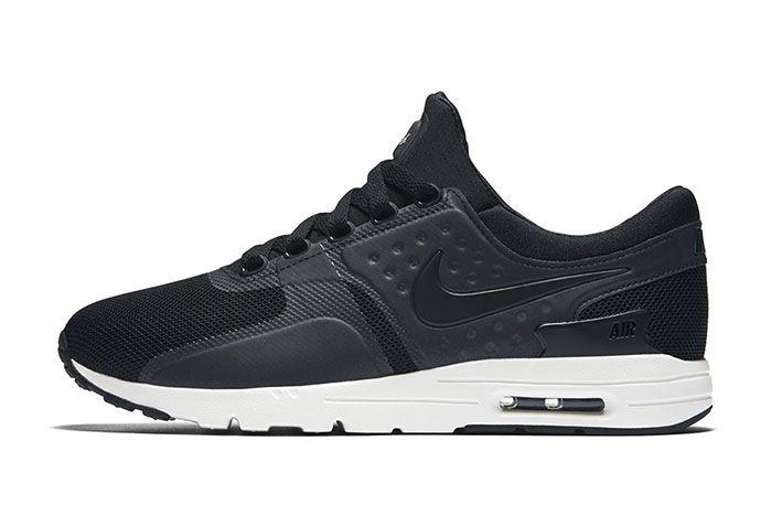 Nike Air Max Zero Blackwhite 3