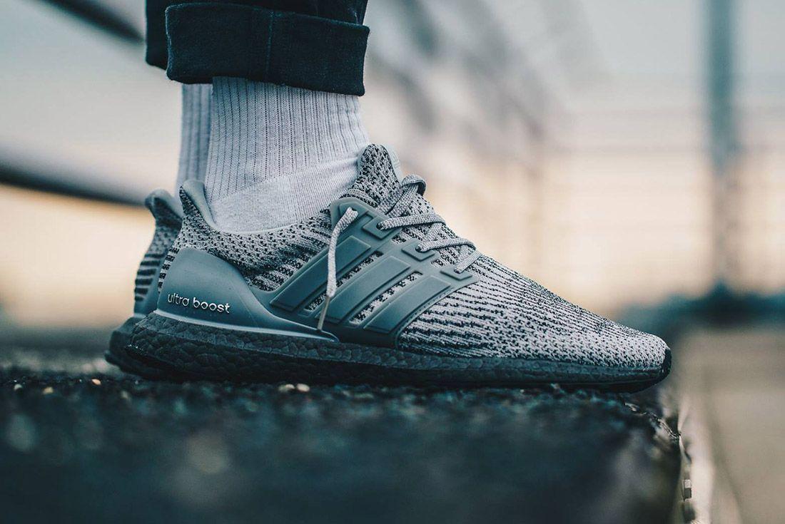 Adidas Ultra Boost Grey 3