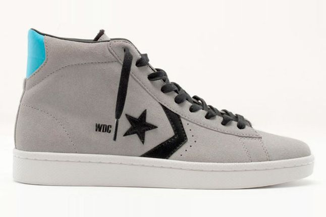Converse Pro Leather World Basketball Festival Wbf Washington Dc Suede 1