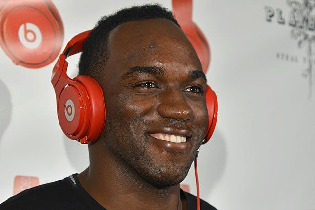 Red Beats By Dre Headphones 1