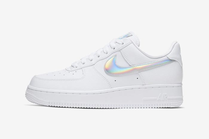 Nike Air Force 1 Iridescent Lateral