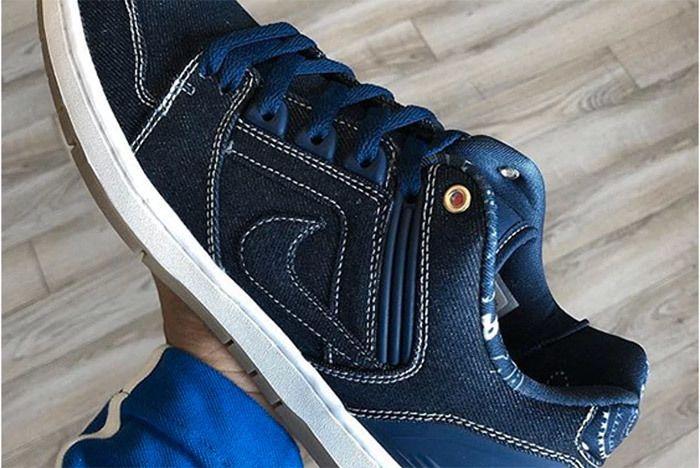 Nike Sb Biggie Tupac 1 Sneaker Freaker