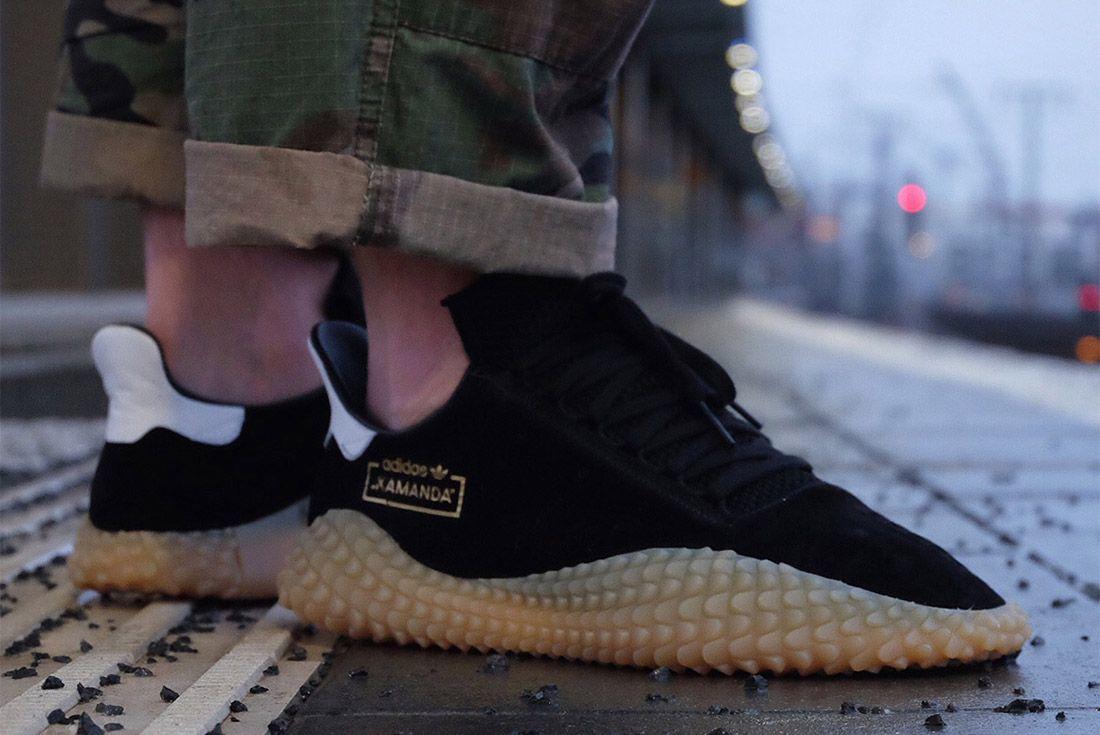 Adidas Kamada On Foot Sneaker Freaker 3