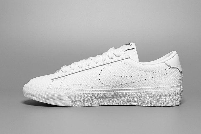 Fragmant Nike Zoom Tennis Classic White Snakeskin 2