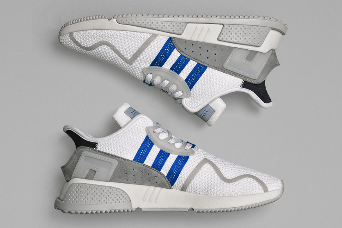 Adidas Eqt Cushion To Debut With Trio Of Exclusive Colourways