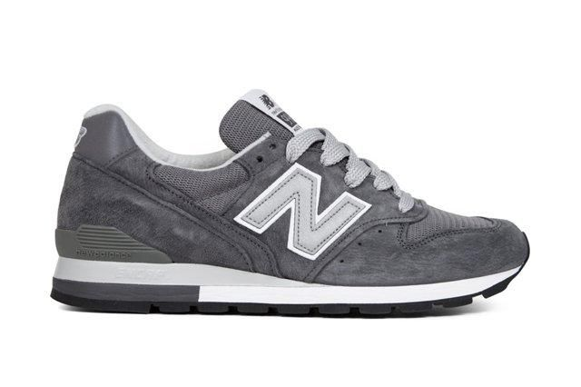 New Balance 996 Heritage Grey Silver 4