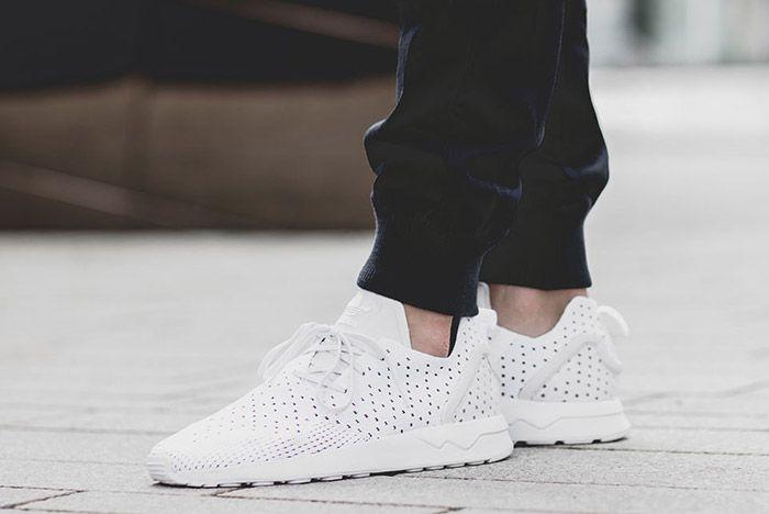 Adidas Zx Flux Adv Asym Crystal White 1