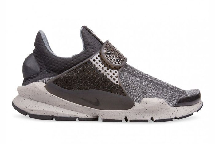 Nike Sock Dart Se Black White 2