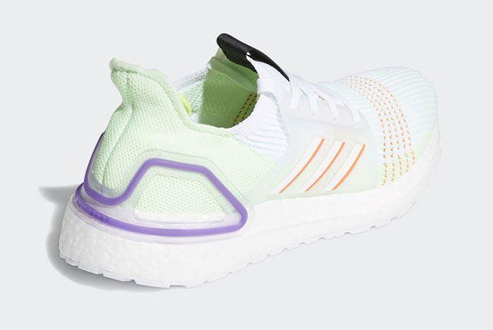 Adidas Ultra Boost 19 Buzz Lightyear 3 Side Angle