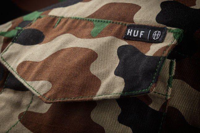 Huf Shirt Pocket 1