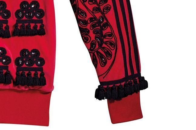 Adidas Jeremy Scott Torero Superstar Track Top 2 1