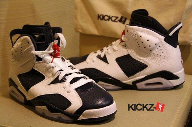Air Jordan 6 Olympic 2012 03 1