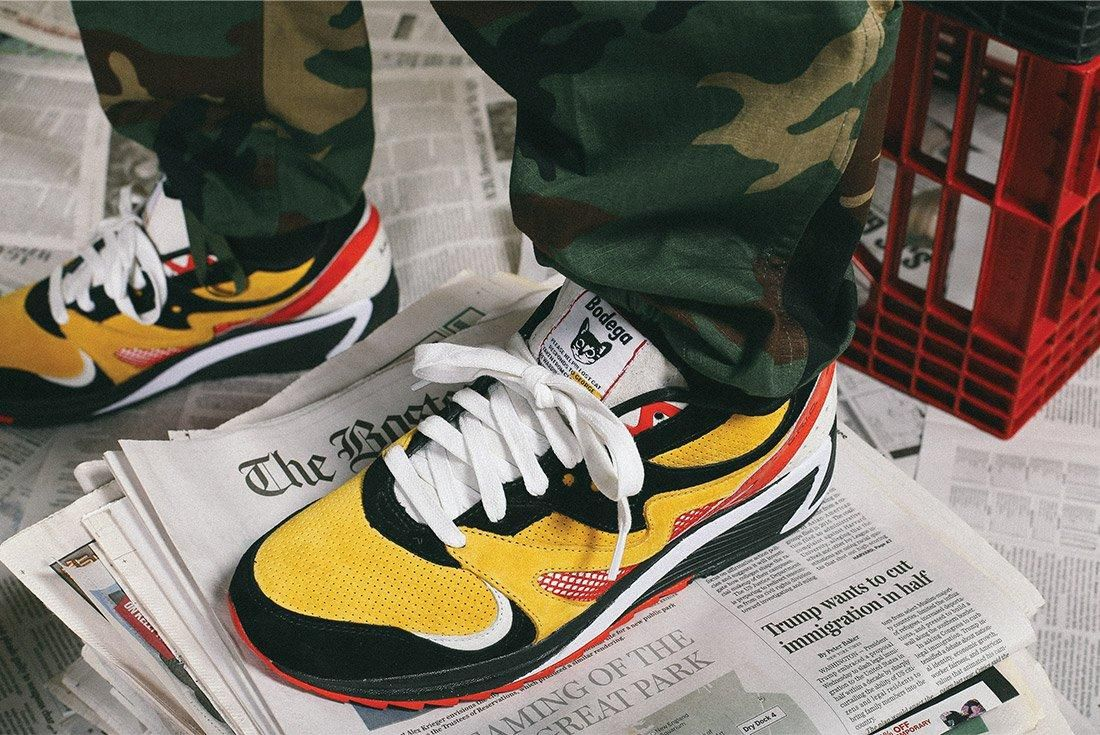 Bodega Saucony Grid 8000 Classifieds 1