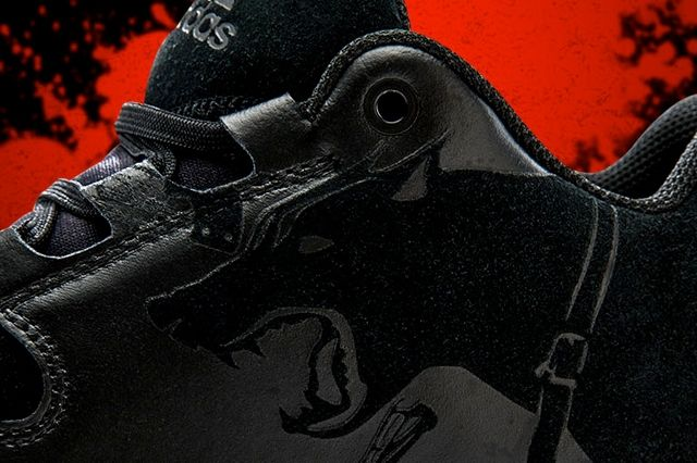 Snoop Dogg Adidas Gameday Trainer 01