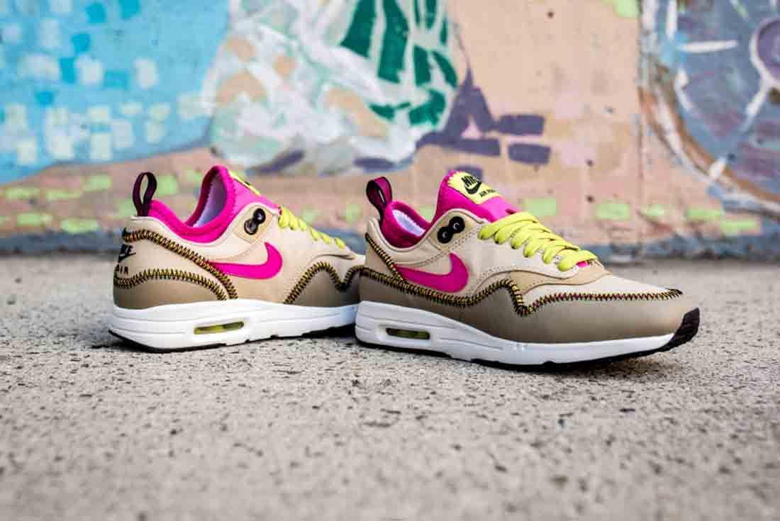 Nike Air Max 1 Mushroomdeadly Pink 2