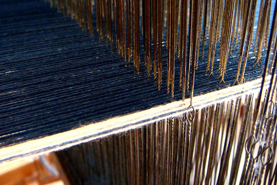 Material Matters Denim Warp Yarn 1