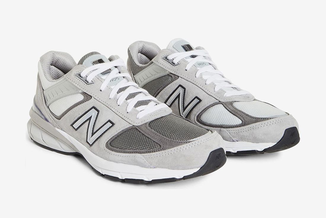 Beams New Balance 990V5 Front Full