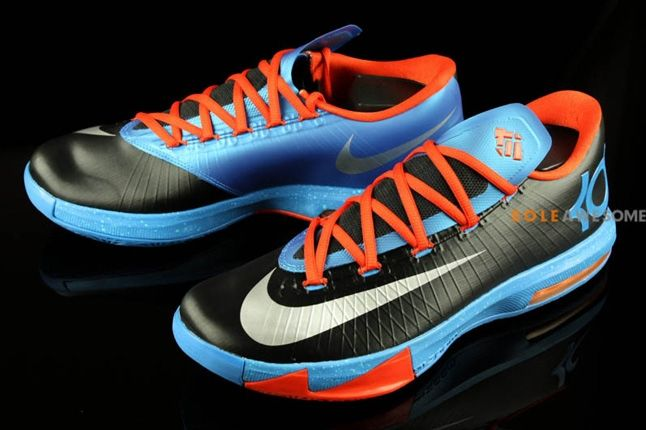 Nike Kd Vi Thunder Away 4