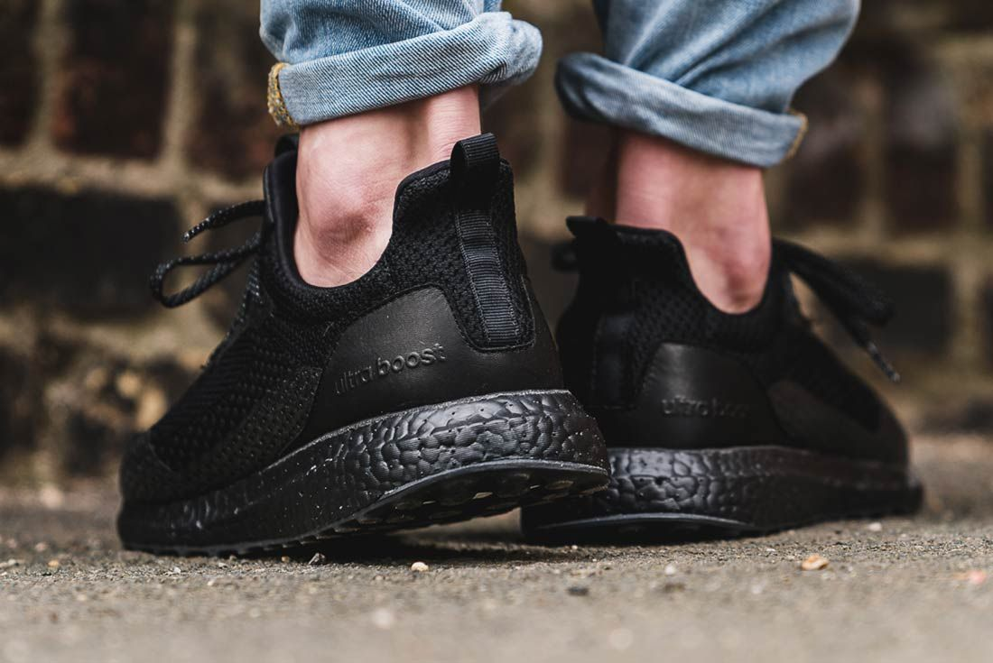 Haven X Adidas Ultraboost Triple Black 3